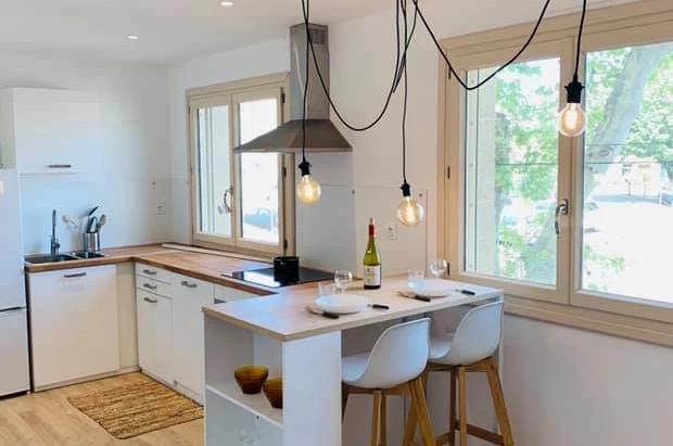 Un Airbnb en plein centre de Salon-de-Provence