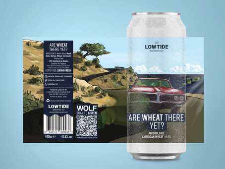 New American Wheat Beer!!!