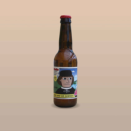 Mikkeller - Henry and his Science 0.3% 330ml