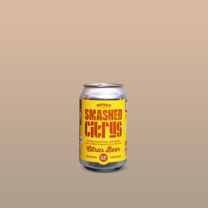 Drynks Unlimited - Smashed Citrus 0.0% 330ml