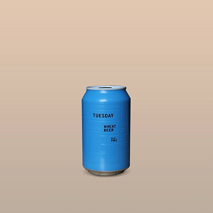 And Union - Tuesday Wheat Beer 0.5% 330ml