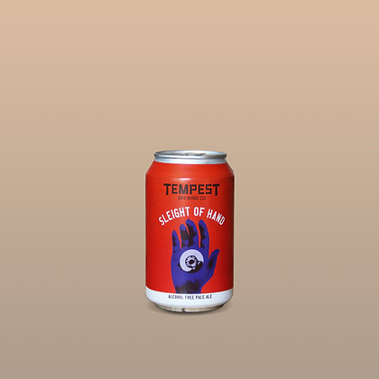 Tempest Brewing Co - Sleight of Hand 0.5% 330ml