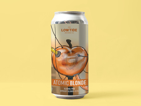 New Refreshing Apricot Blonde