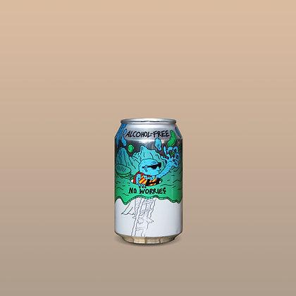 Lervig - No Worries 0.5% 330ml