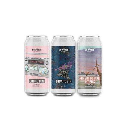 Lowtide Mixed Case - 12 Pack