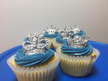 Tiara Cupcakes