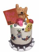 Music Lover Cake