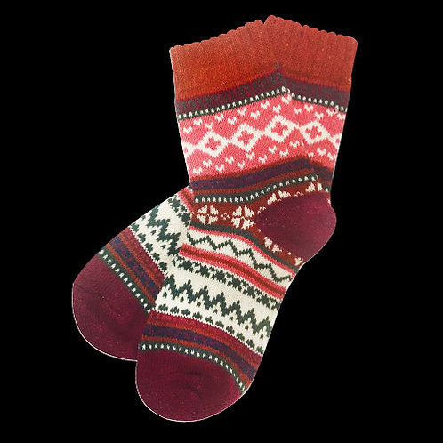 RCS Gifts Multi Pattern Socks