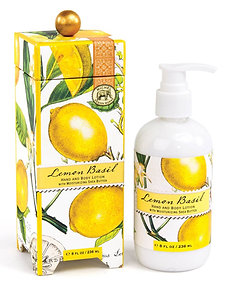 Michel Design Works  Lemon & Basil Body Lotion