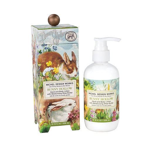 Bunny Hollow Hand & Body Lotion