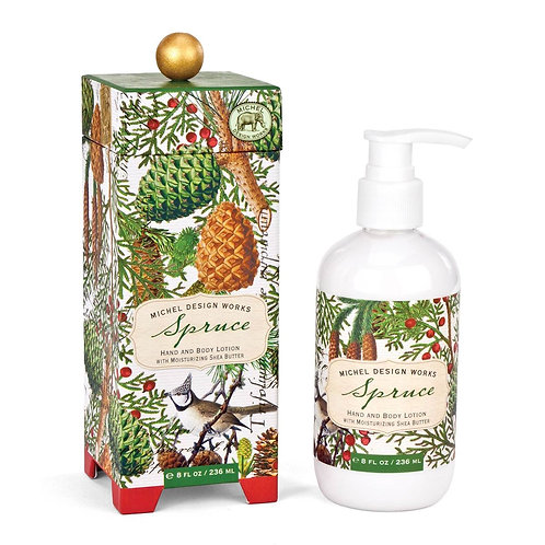 Spruce Hand & Body Lotion