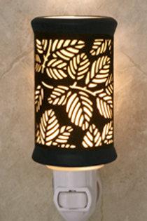 Leaves Porcelain Night Light