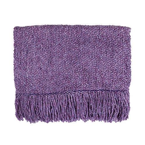 Camolot IrisThrow Blanket