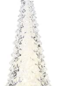 "12"" Clear Lighted Christmas Tree"