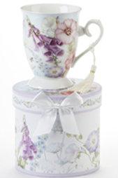 Dragonfly Tea Cup