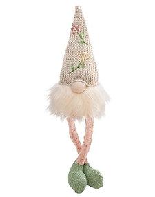 Light Up Dangle Leg Spring Gnome