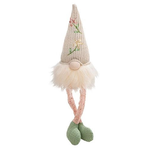 Light Up Dangle Leg Spring Gnome