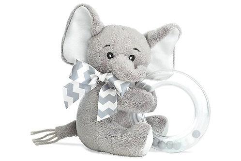 Lil Spout Elephant Shaker Rattle