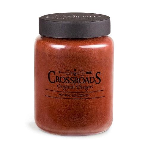 Warm Brownie 26 oz. Jar Candle