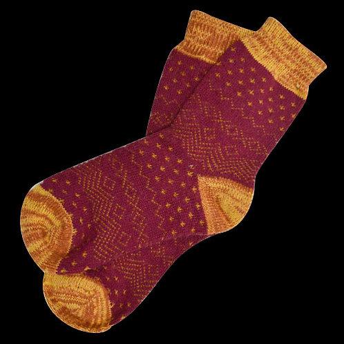 RCS Gifts Multi Pattern Socks