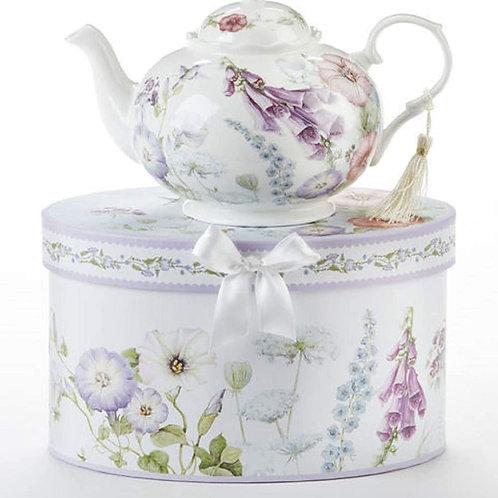 Belle Isle Porcelain Teapot