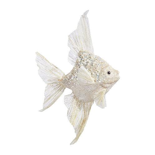 "10"" Angelfish Ornament"