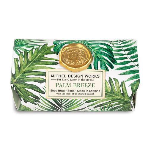 Palm Breeze Large Bar Soap
