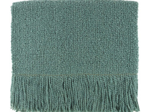 Bedford Cottage Campbell Seafoam Throw Blanket
