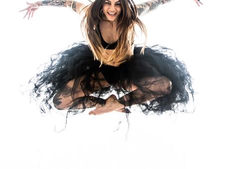 Workshop Danse & Aerial Silk au studio