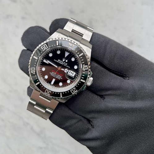 Rolex Sea-Dweller 2020 FULL SET