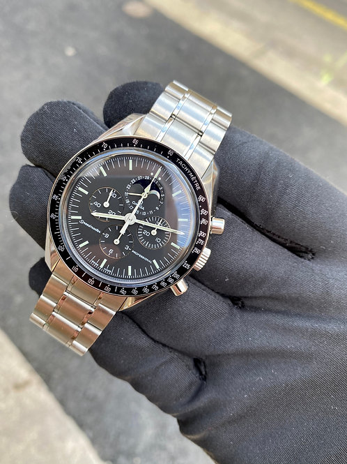 Omega Speedmaster Professional Moonphase