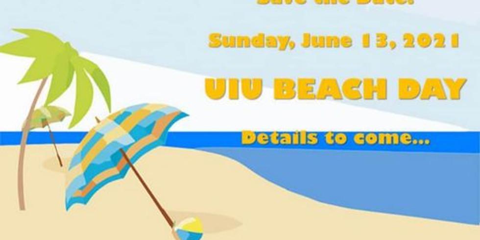 UIU-LA Beach Day