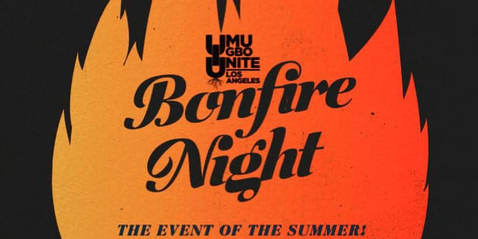 UIU-LA Bonfire