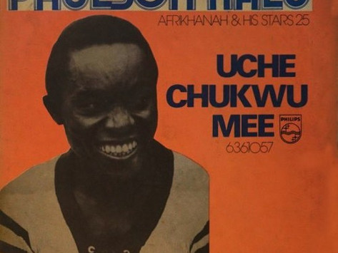 Uche Chukwu Mee- Paulson Kalu