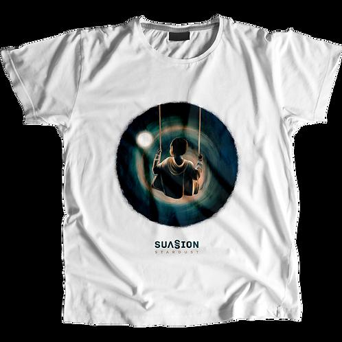 T-Shirt Stardust White UNISEX