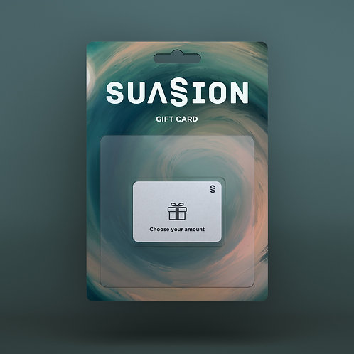 Suasion Gift Card