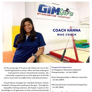 Coach Hanna
