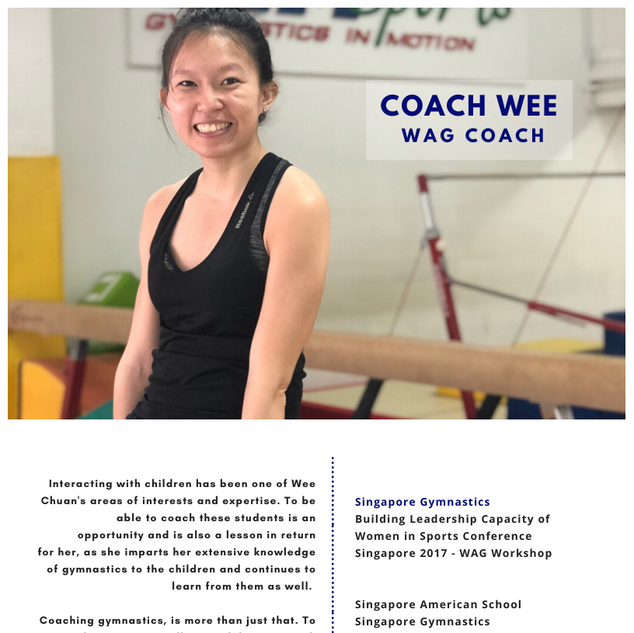 Coach Wee