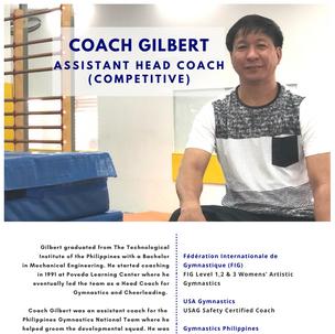 Coach Gilbert