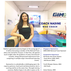 Coach Nadine