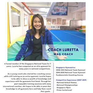 Coach Luretta