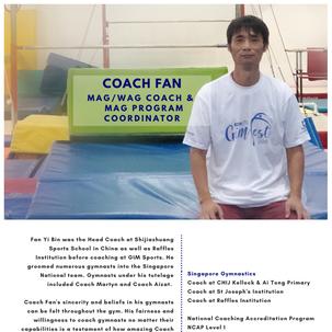 Coach Fan