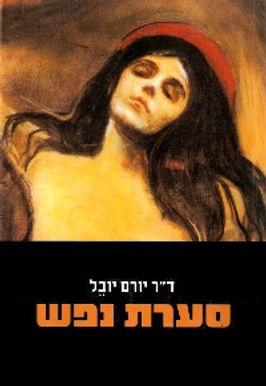 Yoram Yovell MINDSTORM Hebrew cover 1.jp