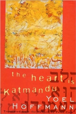 Yoel Hoffman THE HEART IS KATMANDU cover
