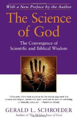 Gerald Schroeder THE SCIENCE OF GOD cove