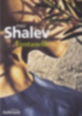 Meir Shalev FONTANELLE French cover 1.jp