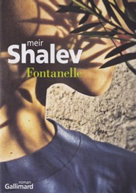 Meir Shalev FONTANELLE French cover 1.jp
