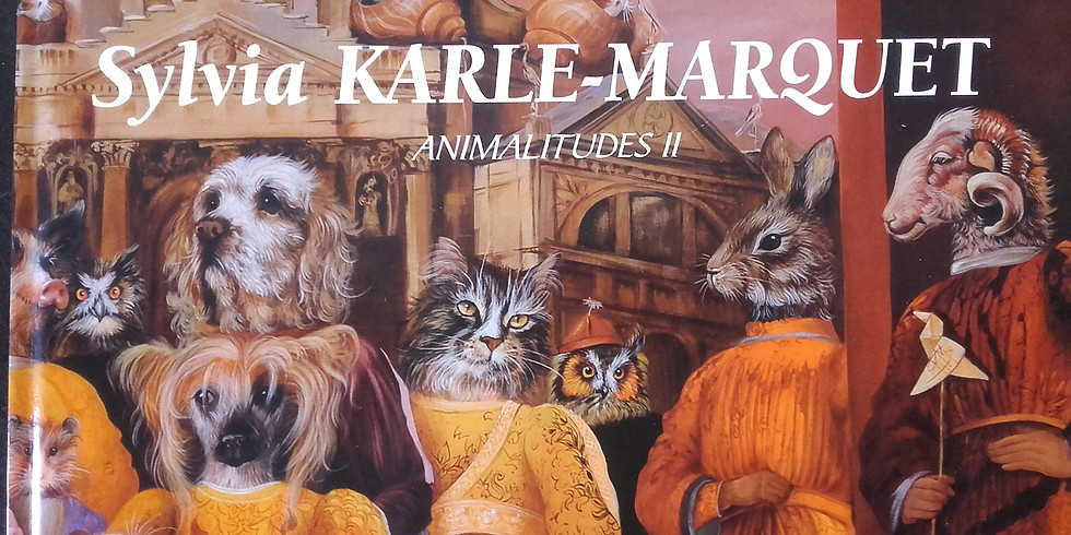 L'Épicerie expose Sylvia Karle-Marquet