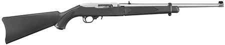 Ruger 1022 Take Down Black Stainless