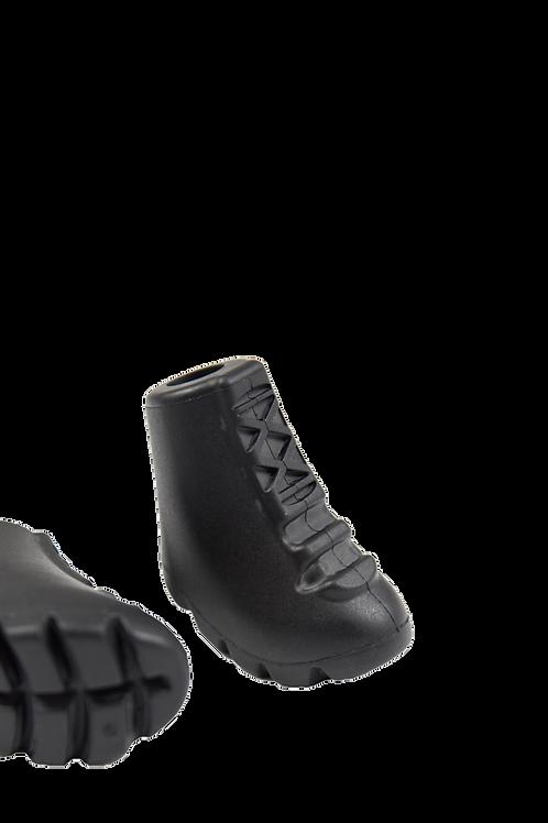Black Boot Tips